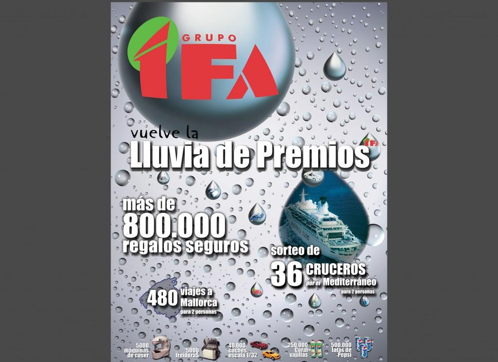 Grupo IFA - Banderola