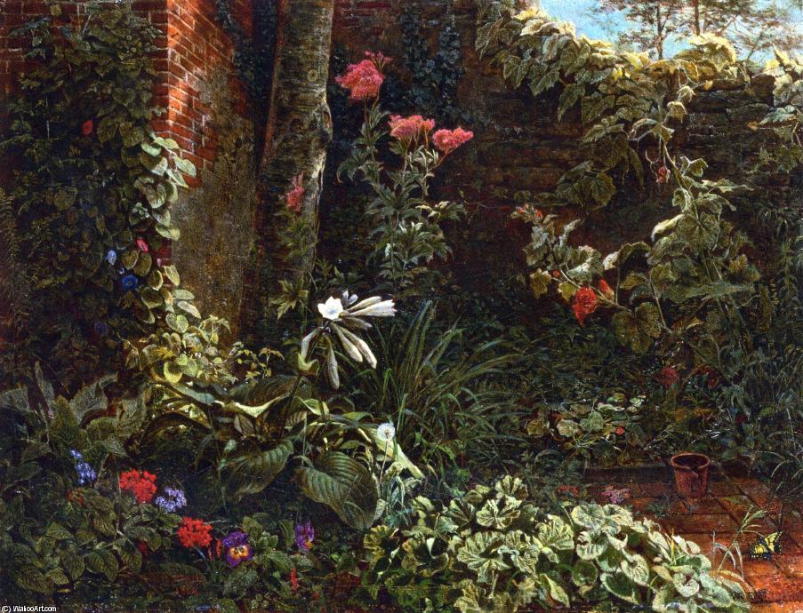 William-Trost-Richards-The-Neglected-Garden