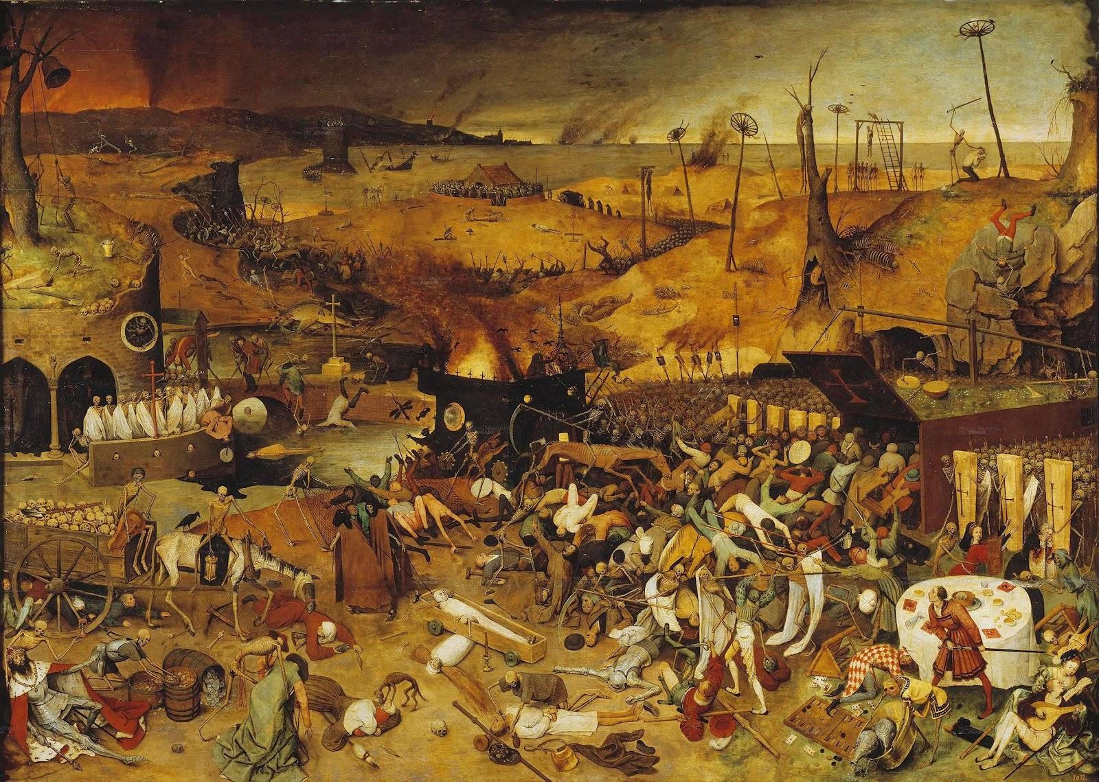Brueghel--Triunfo-de-la-muerte